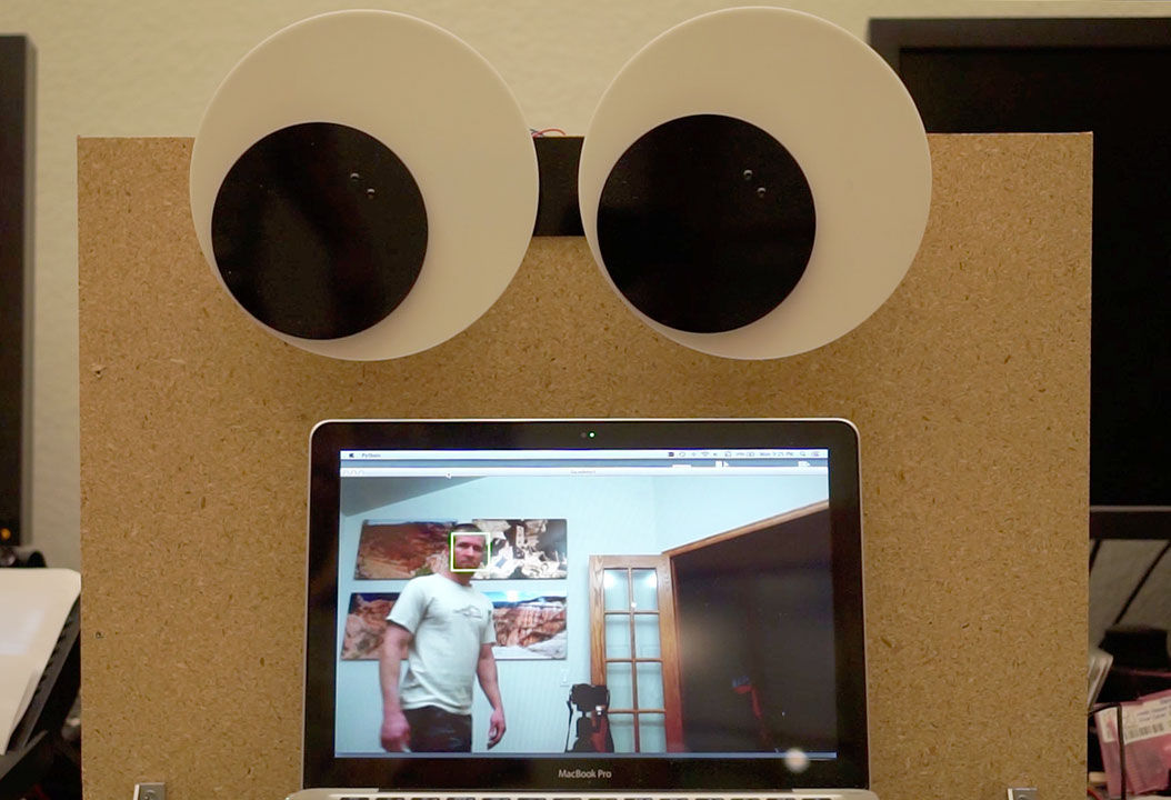 Tracking People with the Googly Eyes and OpenCV | Photons, Electrons