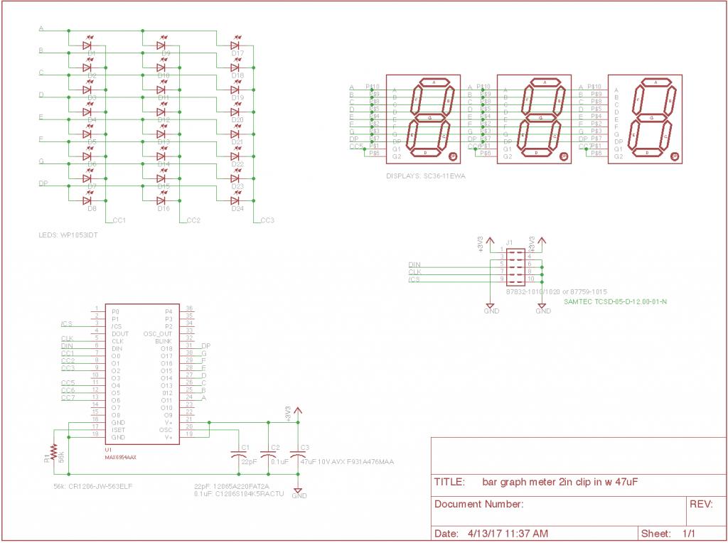Final schematic.