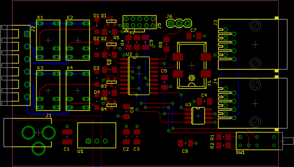 dmx-relay-board