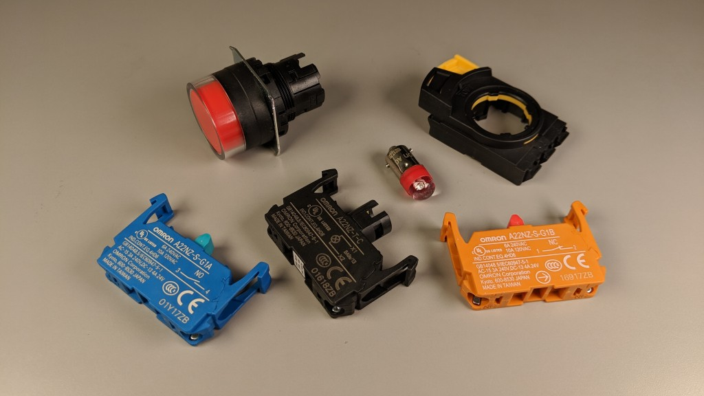 Misc Omron Switch Parts