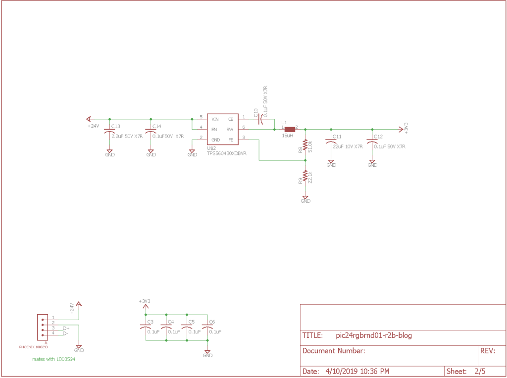 TI Simple Switcher schematic.