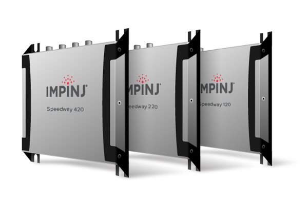 Impinj Raceway UHF RFID readers from https://www.impinj.com/products/readers/impinj-speedway